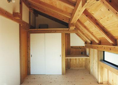 所沢の木の家完成